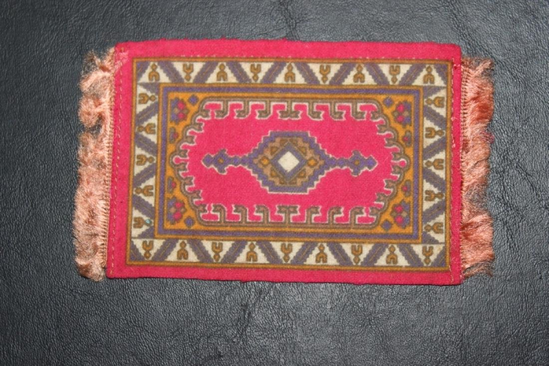 A Dollhouse Miniature Carpet/Rug