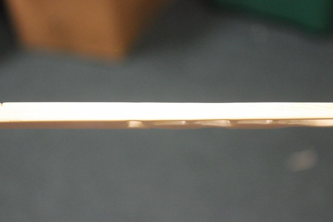 A Pair of Chinese Bone Utensils - 3