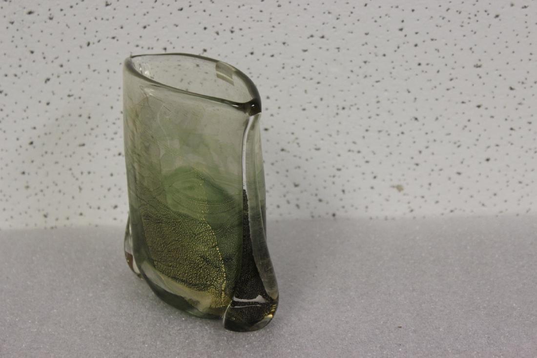 A Gozo Glass Art Glass Vase - 2