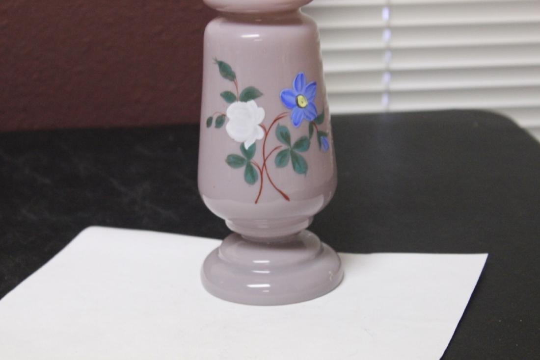 A Bristol Glass Vase - 2