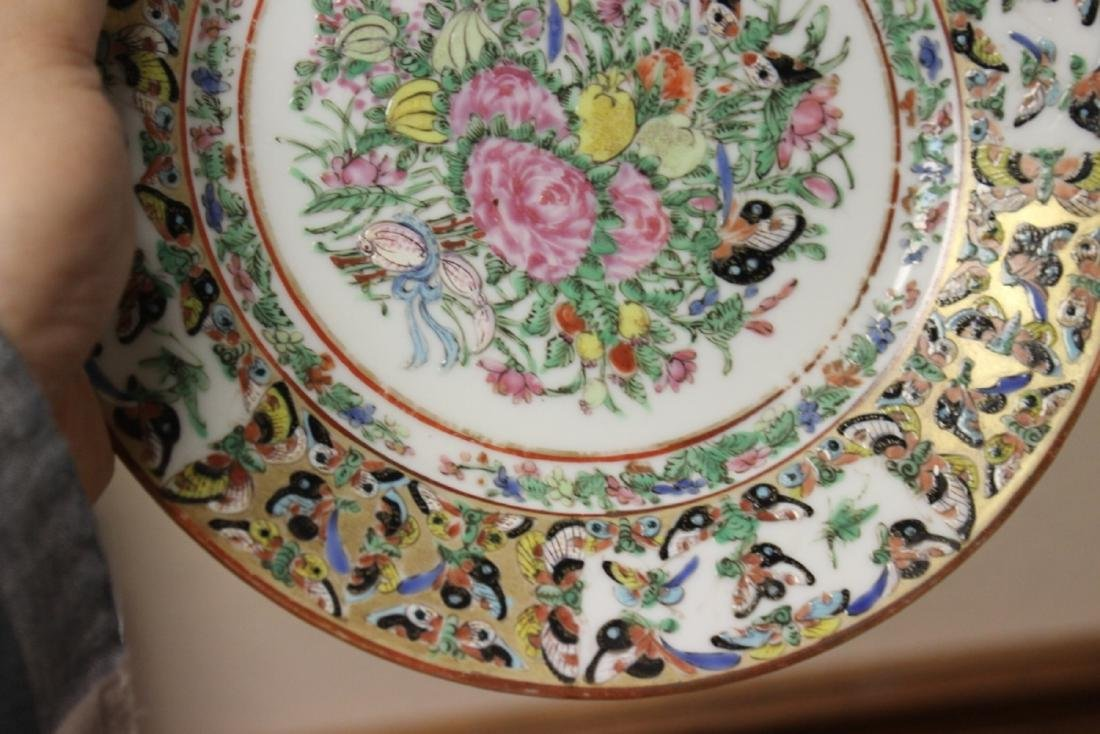 An Early 20th Century Chinese Famille Rose? Or Export - 7