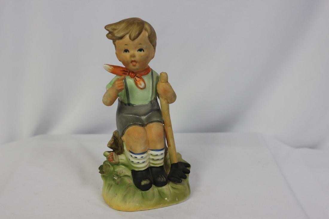 Erich Stauffer Figurine