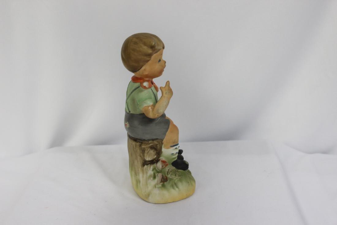 Erich Stauffer Figurine - 2