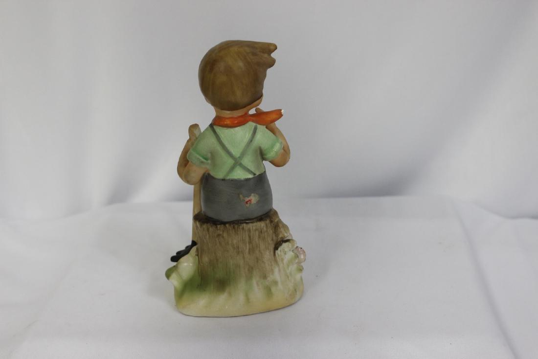 Erich Stauffer Figurine - 3