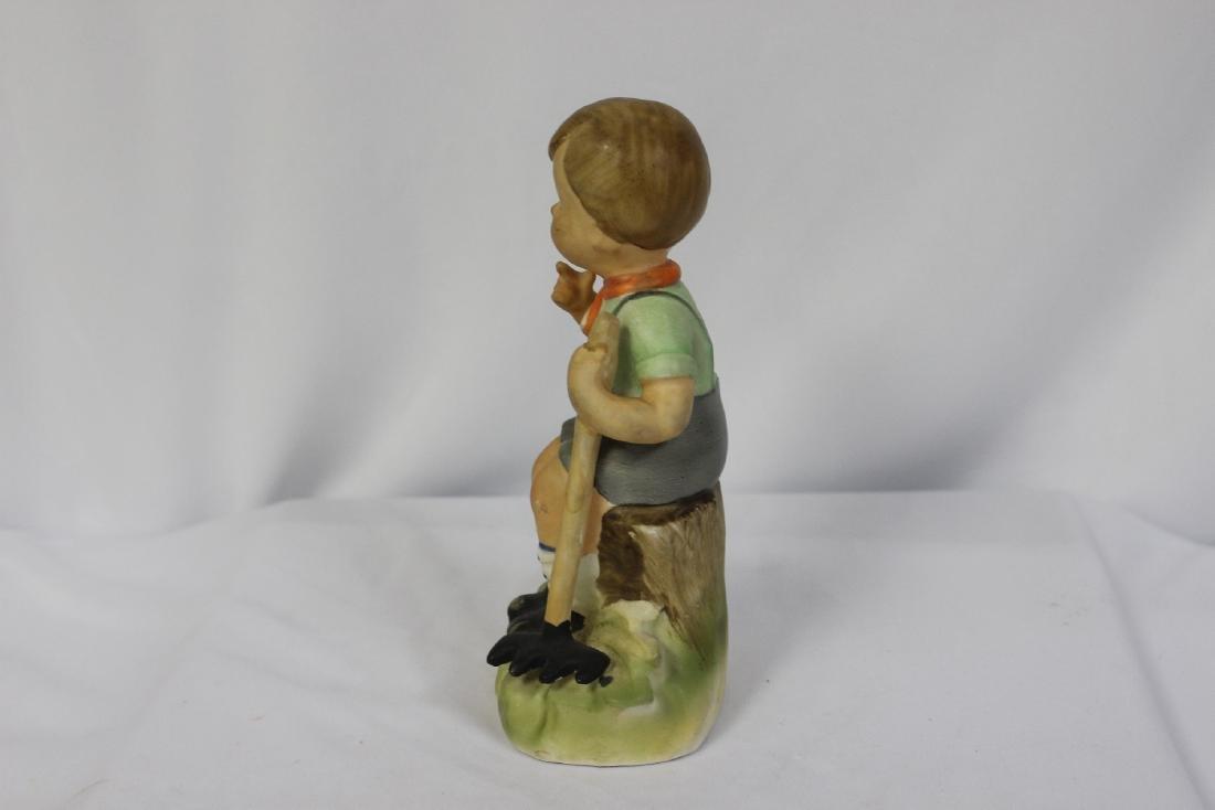 Erich Stauffer Figurine - 4