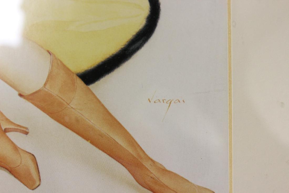A Print of a Semi Nude Girl - 7