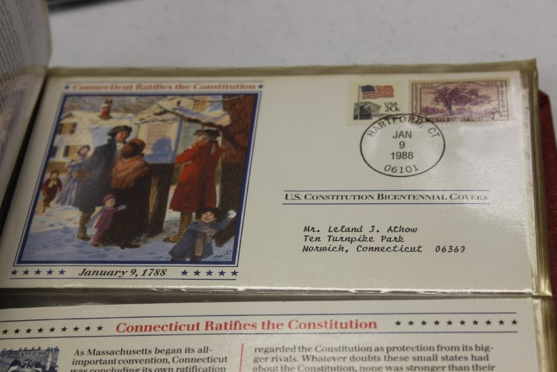 The United States Constitution Bicentennial Covers - 3