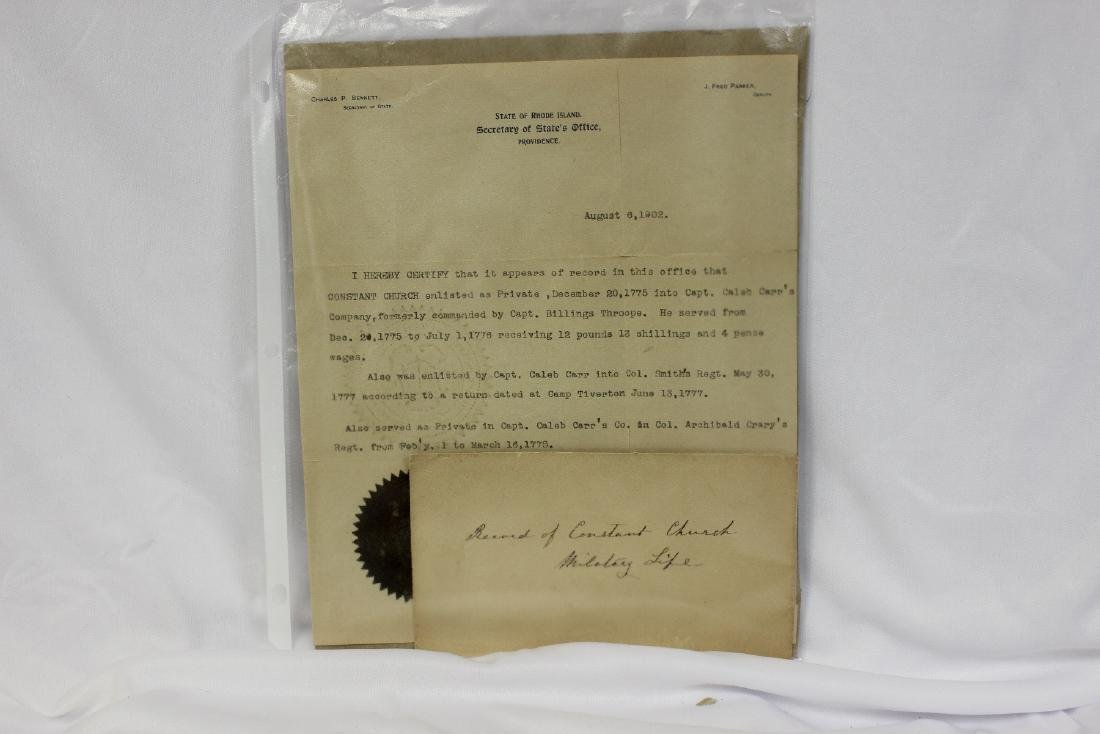 A Signed Charles P. Bennett Article