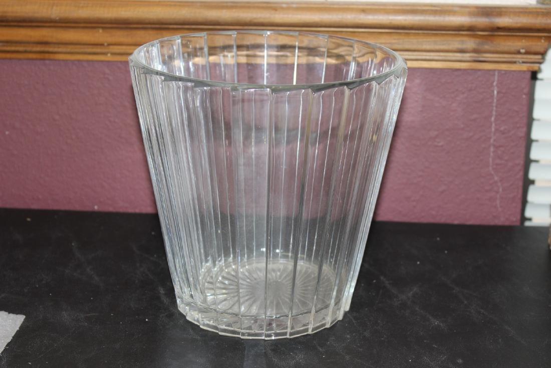 A Glass Ice Bucket?