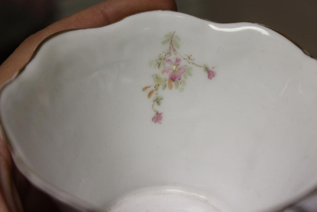 An Antique Weimar, Germany Cup and Saucer - 4