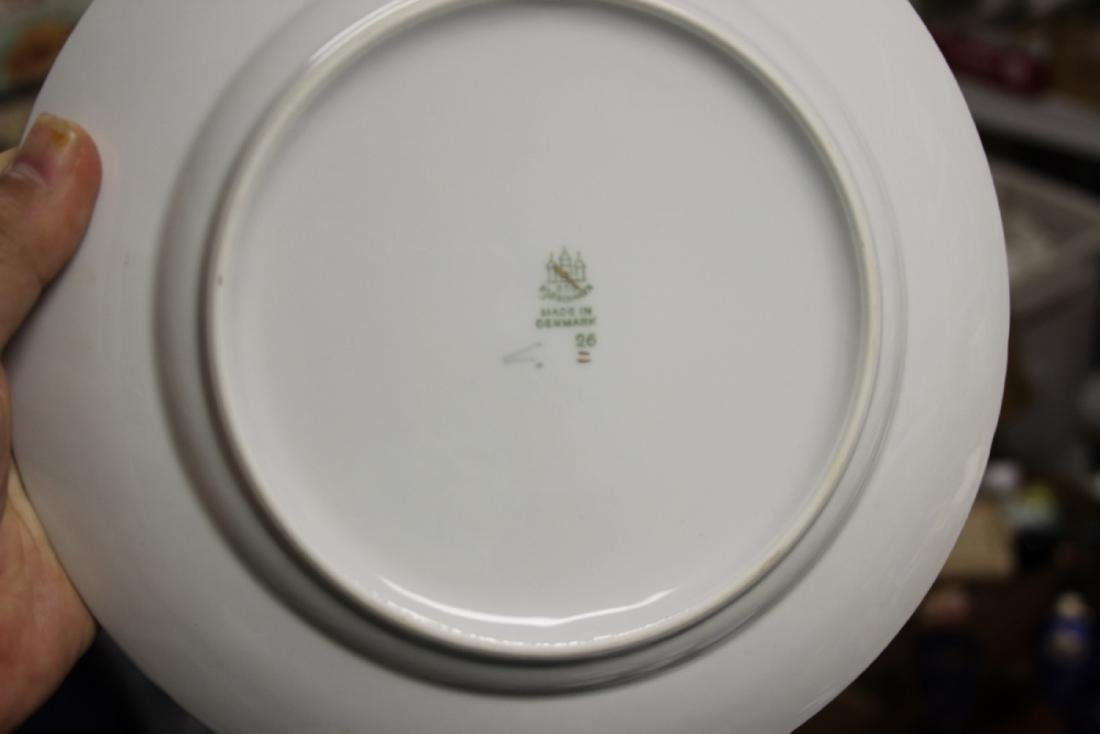 Set of 6 Denmark B&G (Bing and Grondahl) Lunch Plates - 2