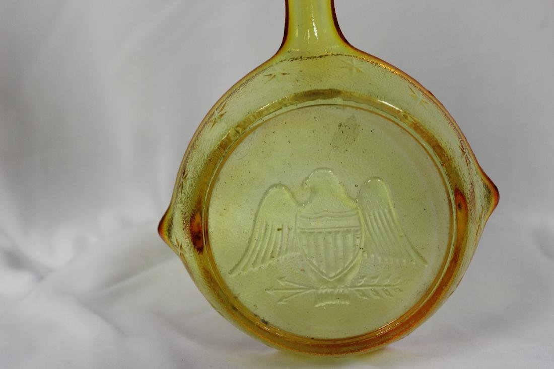 A Decorative Glass Frying Pan - 4