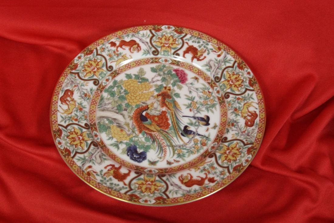 A Japanese Export Plate