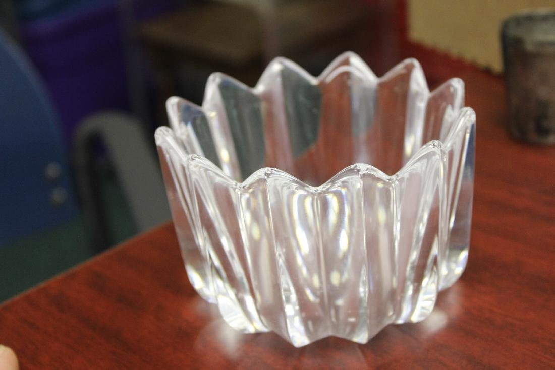 An Orrefors Glass or Crystal Bowl - 3