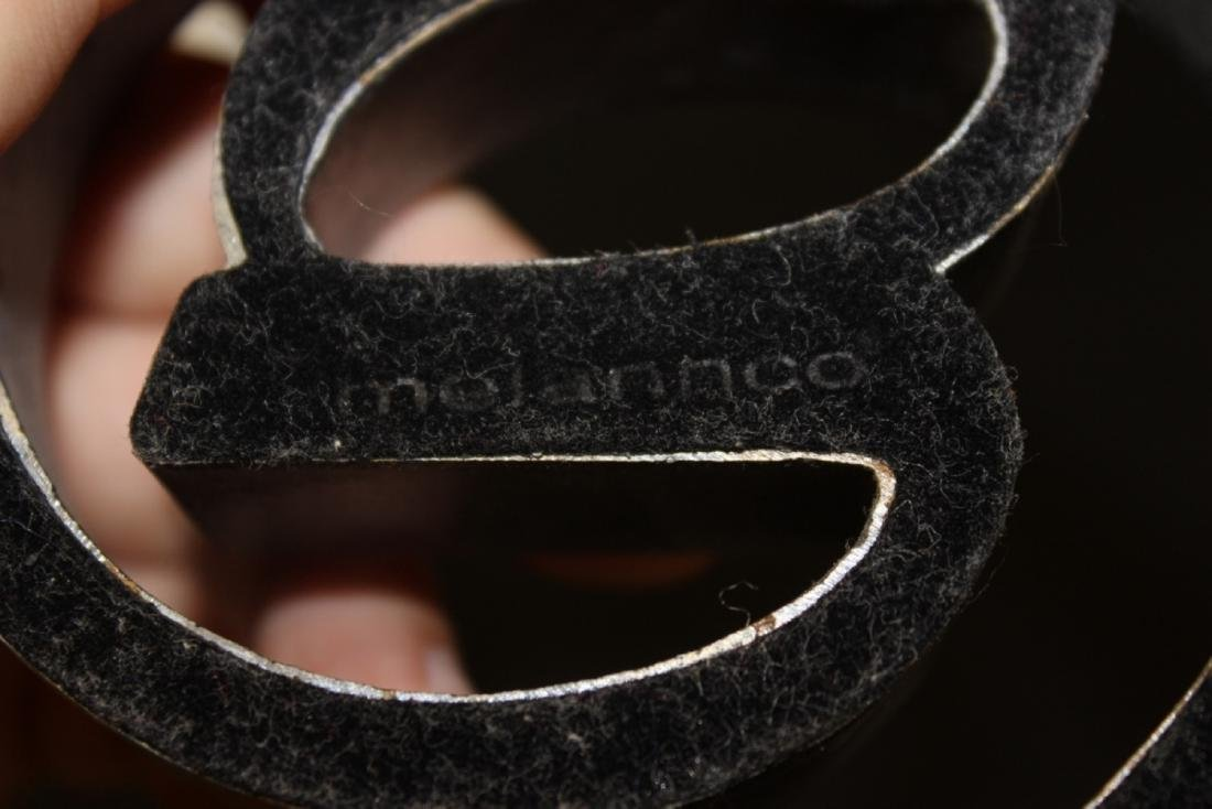"A Melannco Metal ""@"" Sign - 5"
