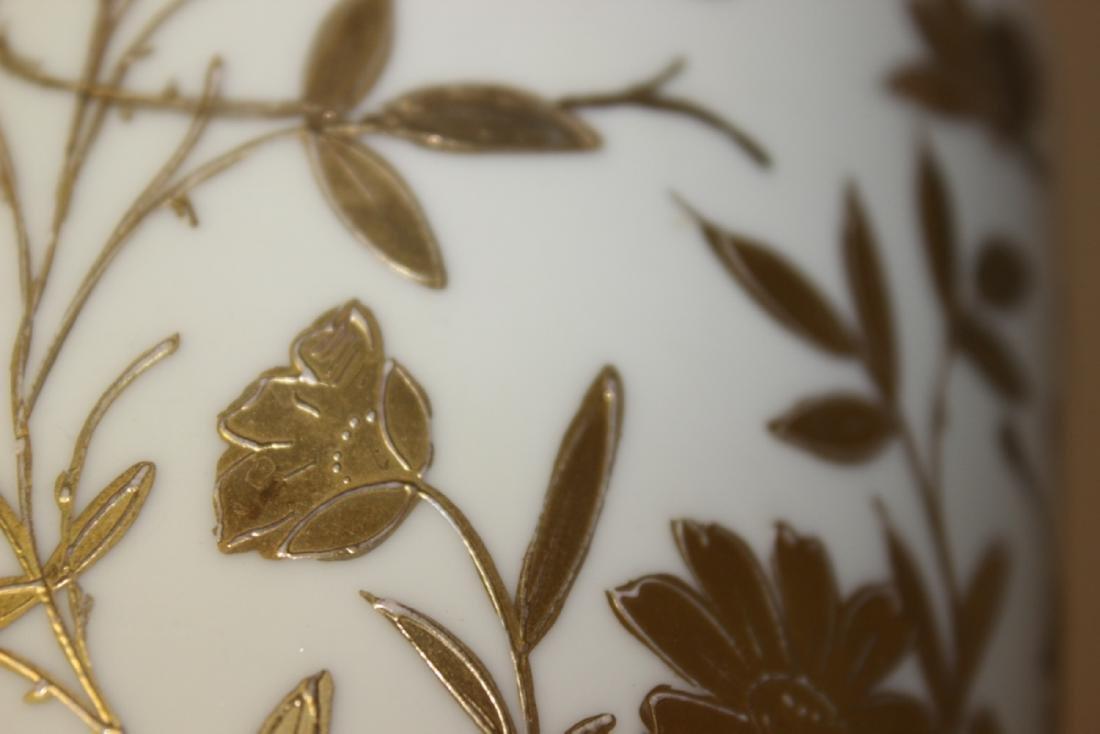 A Royal Vienna (?) Beehive Shield Mark Jar - 10