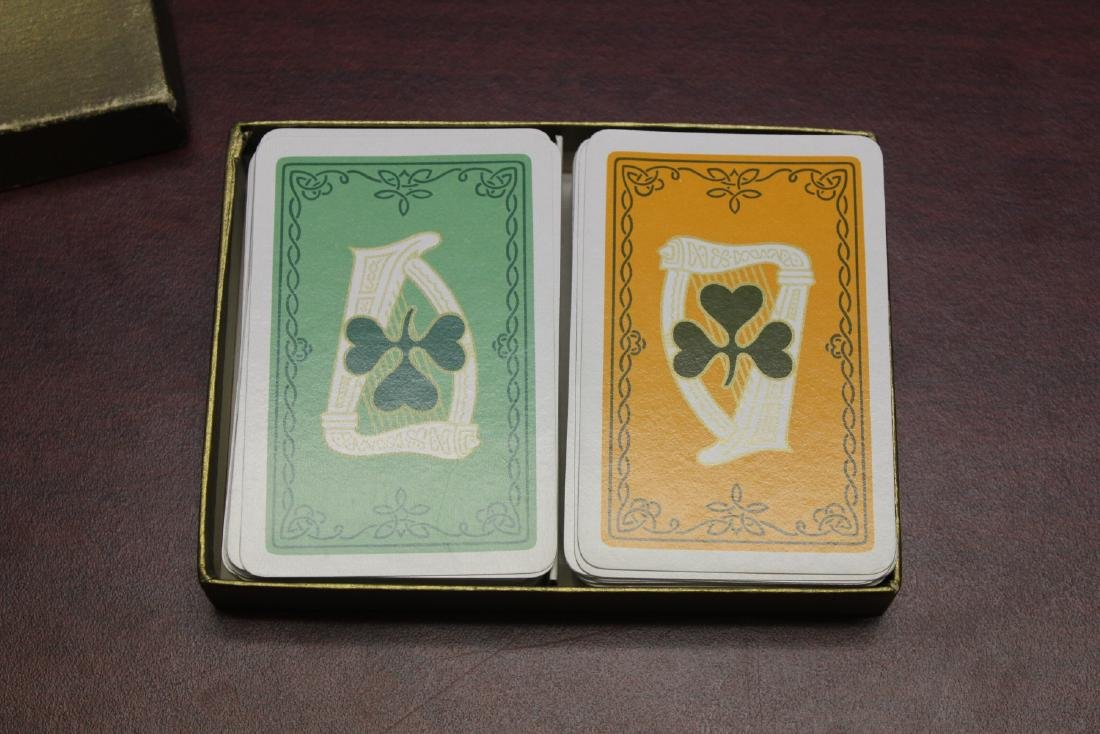 Two Decks of Souvenir Playing Cards