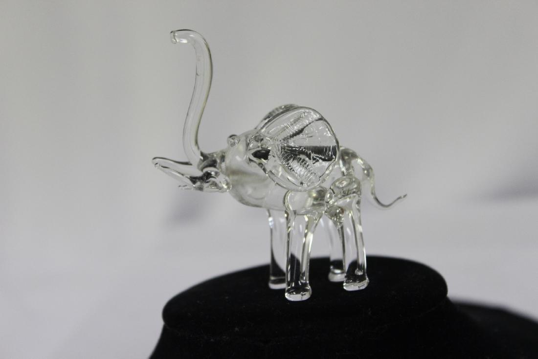 A Clear Glass Elephant - 4