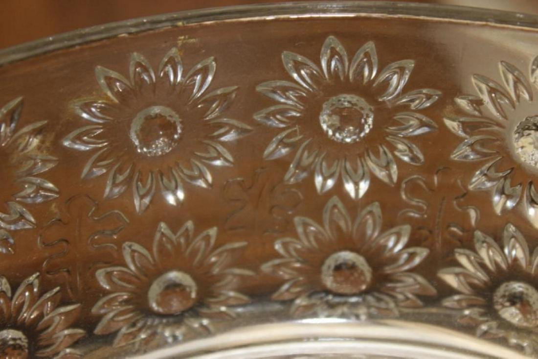 An EAPG (?) (Eary American Pattern Glass) Round Bowl - 2