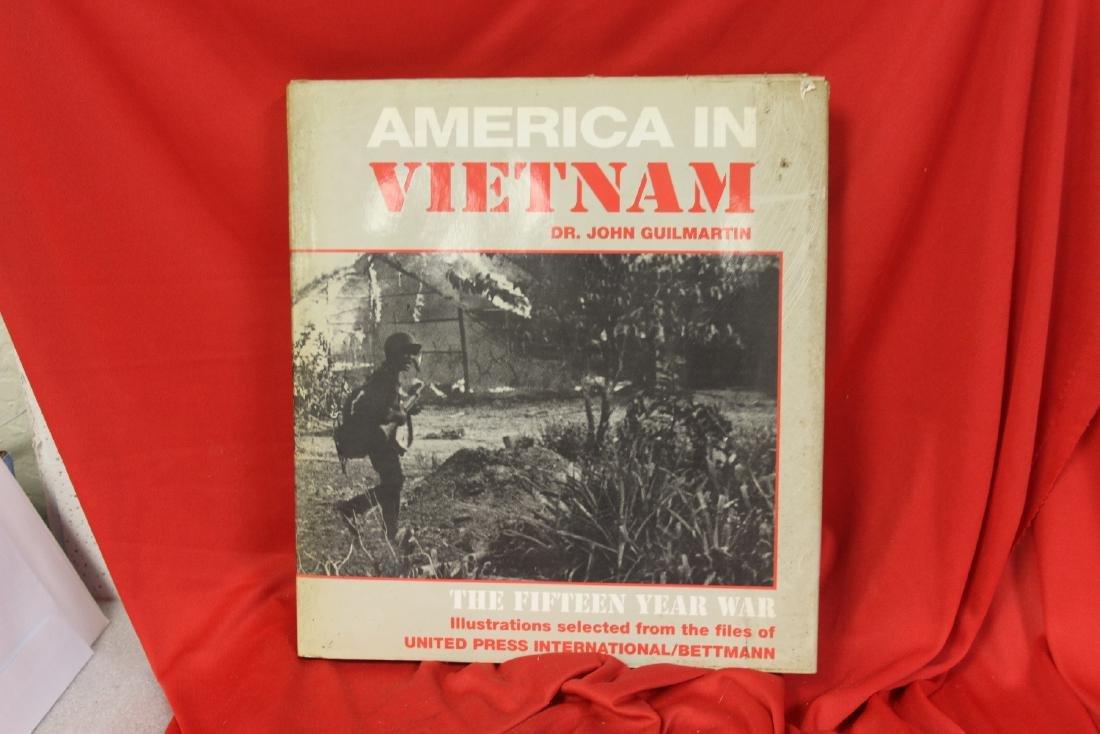 A Hardcover Book: America in Vietnam
