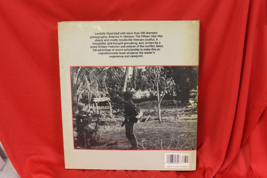 A Hardcover Book: America in Vietnam - 3