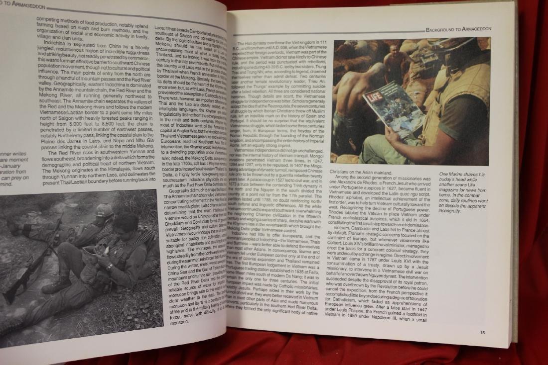 A Hardcover Book: America in Vietnam - 5