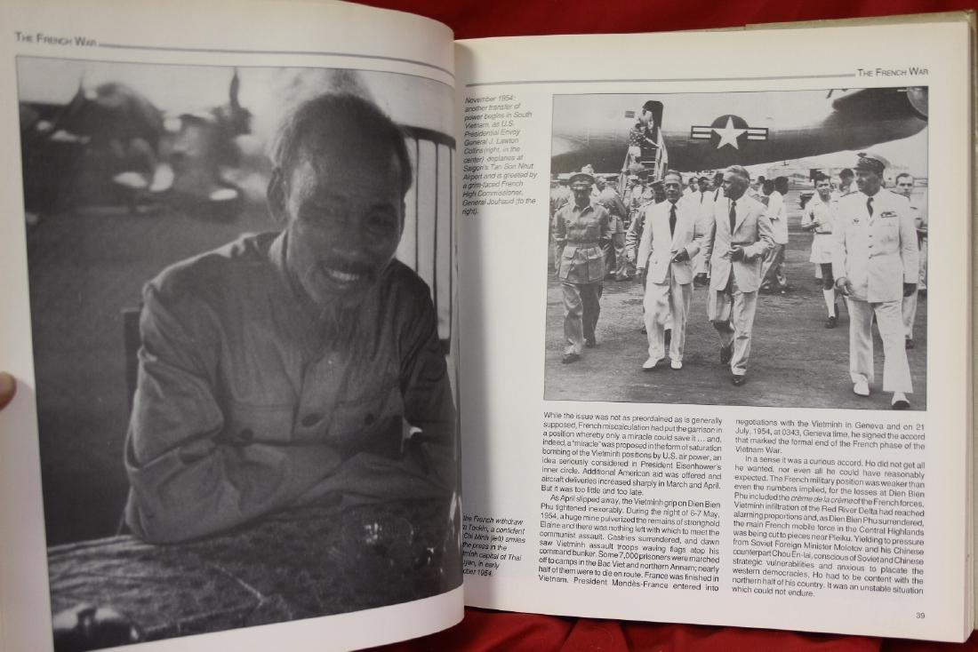 A Hardcover Book: America in Vietnam - 6