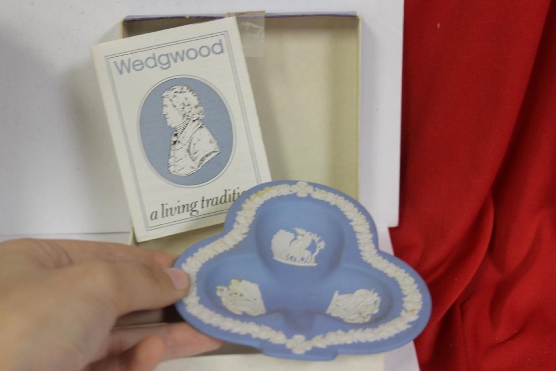 Wedgwood Jasperware Personal Ashtray