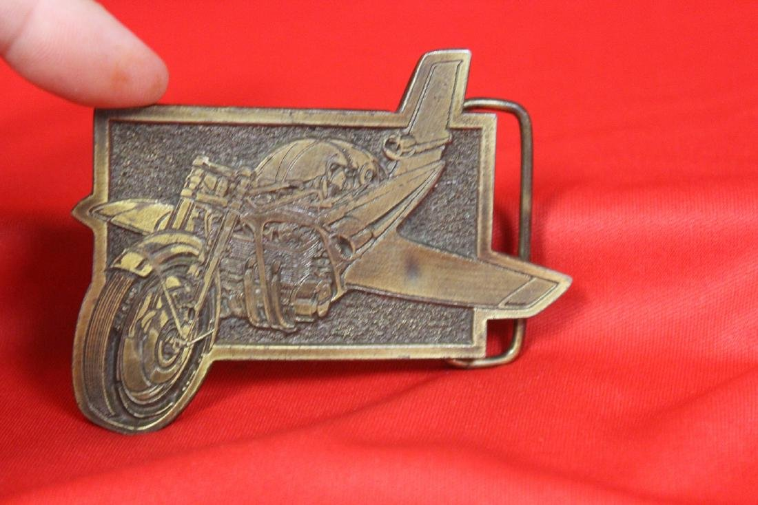 An MM Chicago Belt Buckle - 2