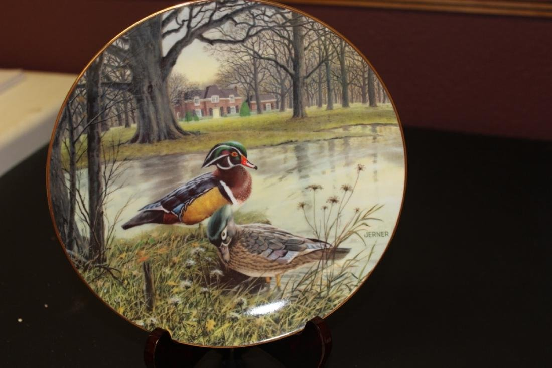 Collectors Plate by Gerner - Boxed with COA
