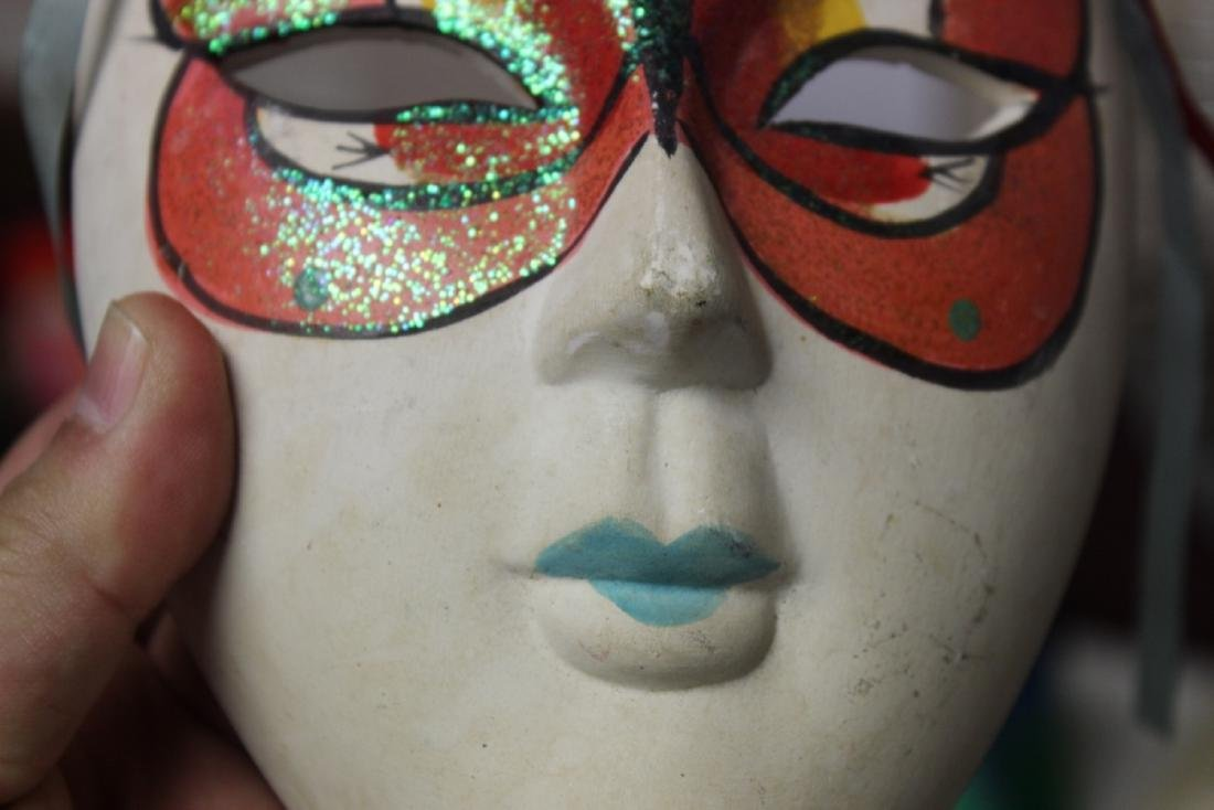 A Ceramic Mask - 2