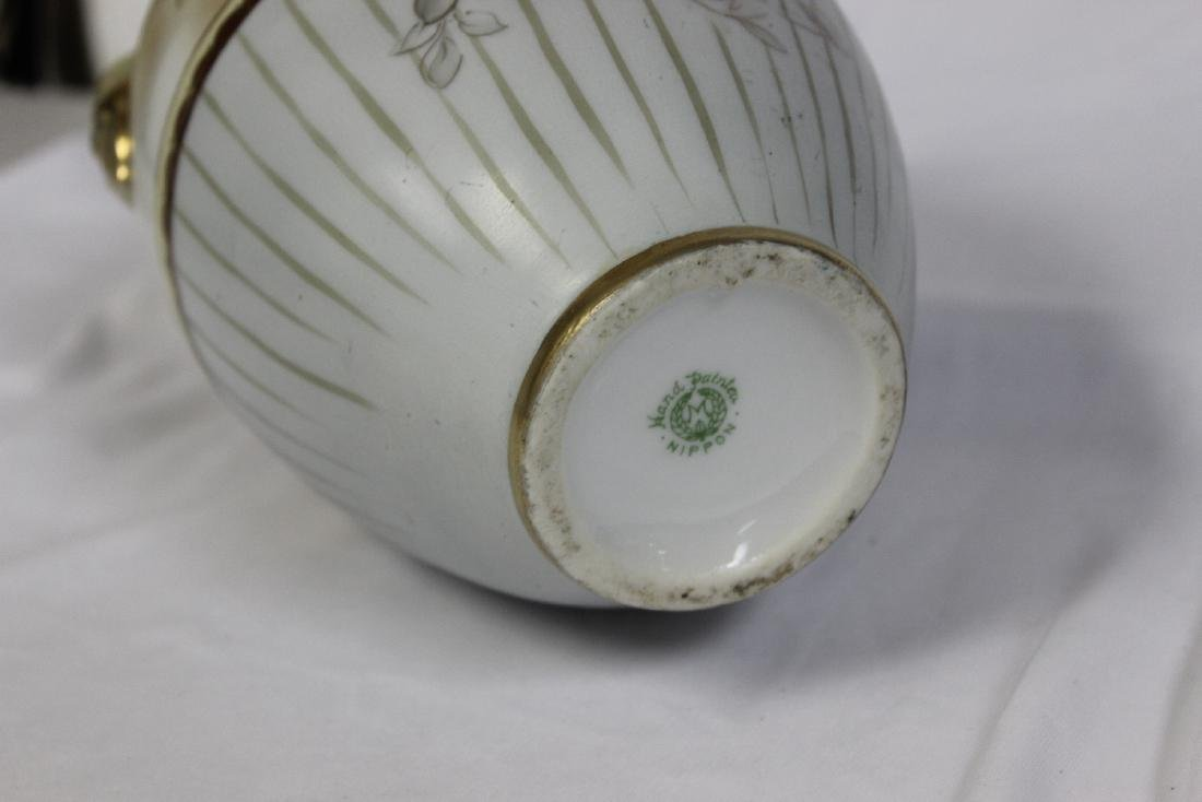 A Japanese Nippon Vase - 6