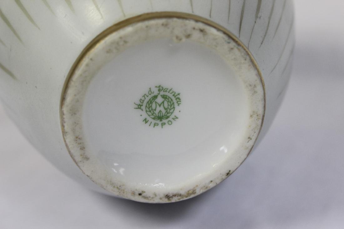 A Japanese Nippon Vase - 7