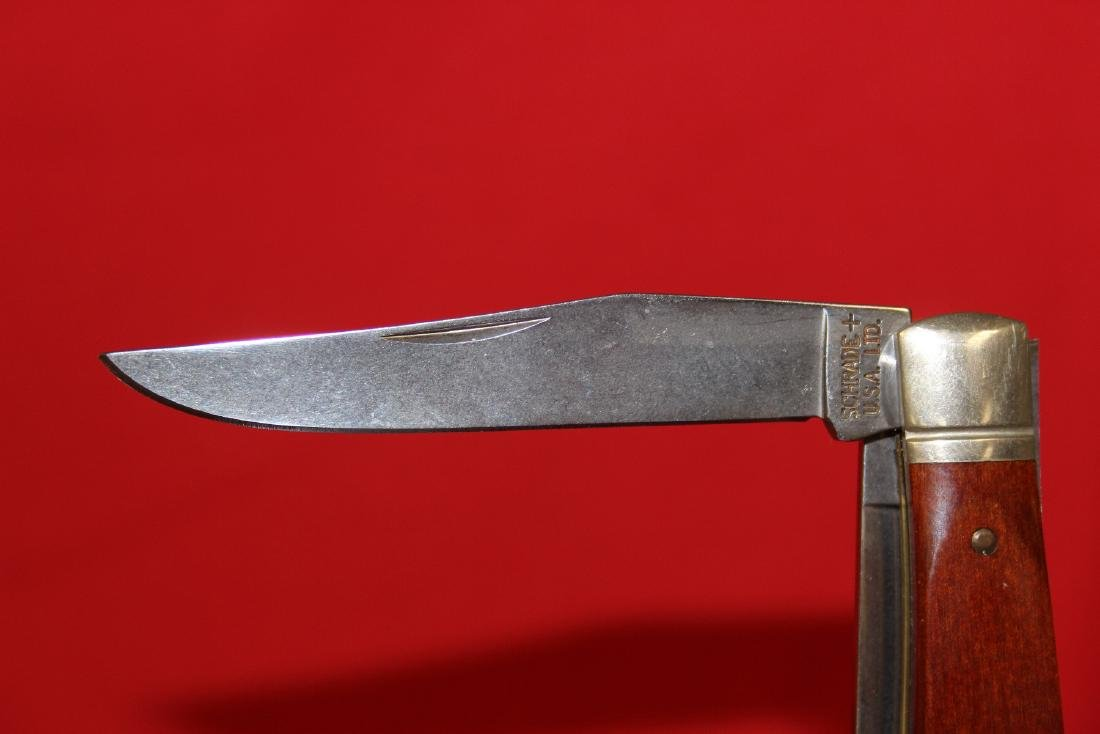 A Schrade Knife - 3