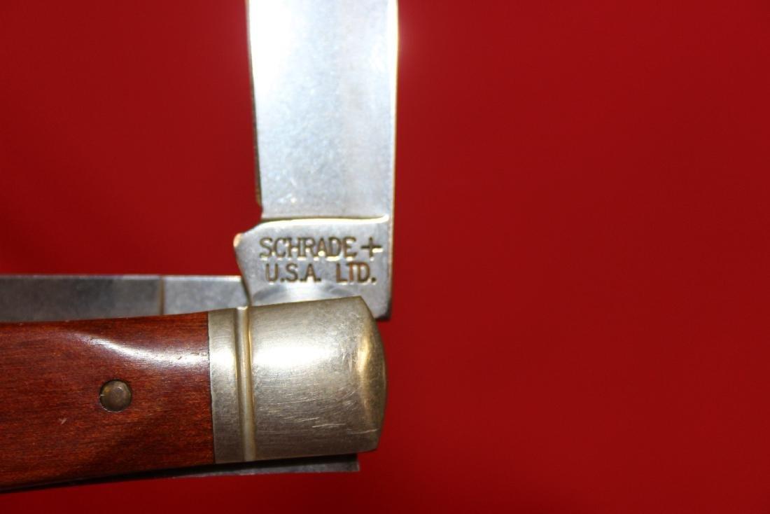 A Schrade Knife - 4