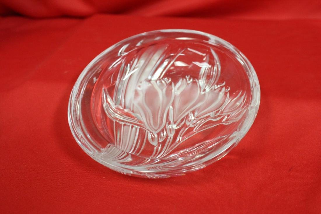 A Frost Crystal Bowl