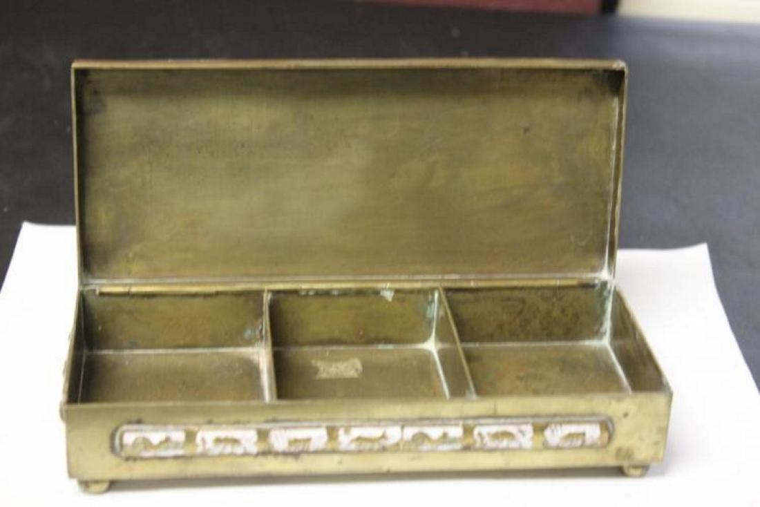 A Vintage/Antique Chinese Jade, Carneillian Enamel - 8