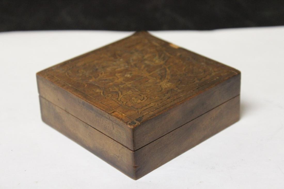 An Inlaid Box
