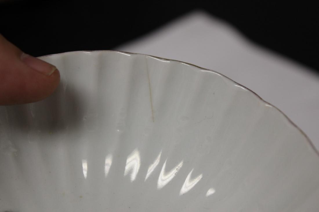 A Rippled Japanese Bowl - 8
