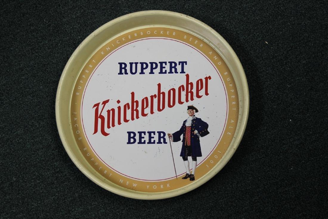 A Rupert Knickerbocker Beer Tray