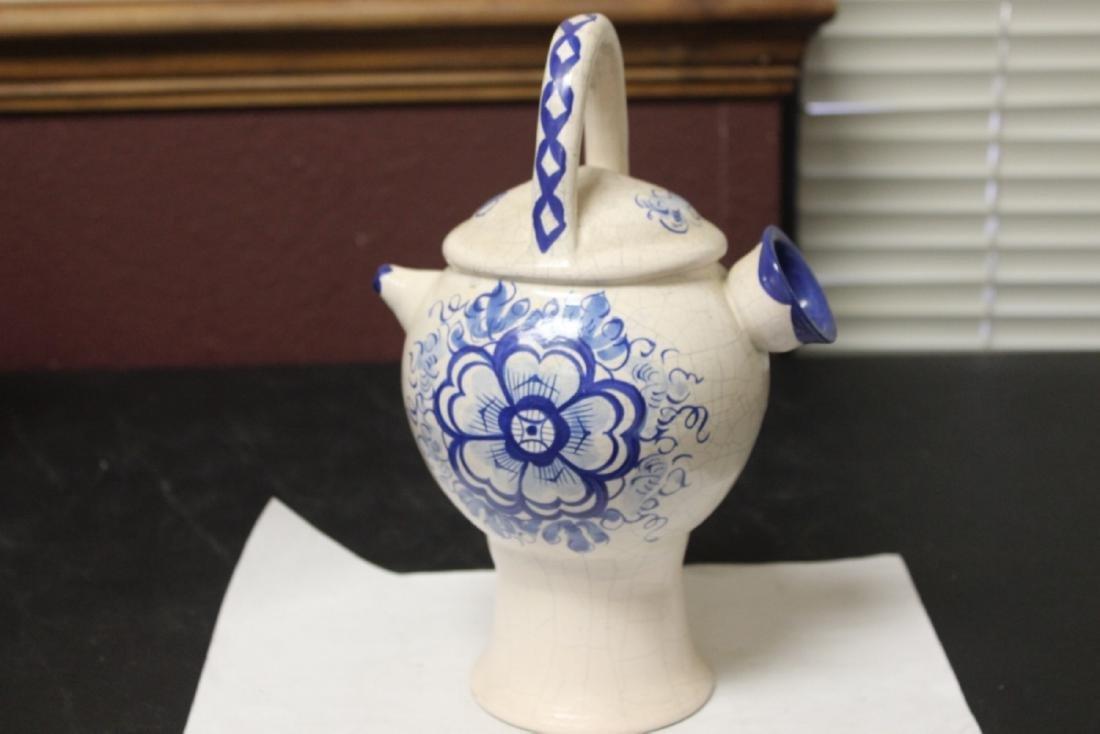 An Old Ceramic Ewer