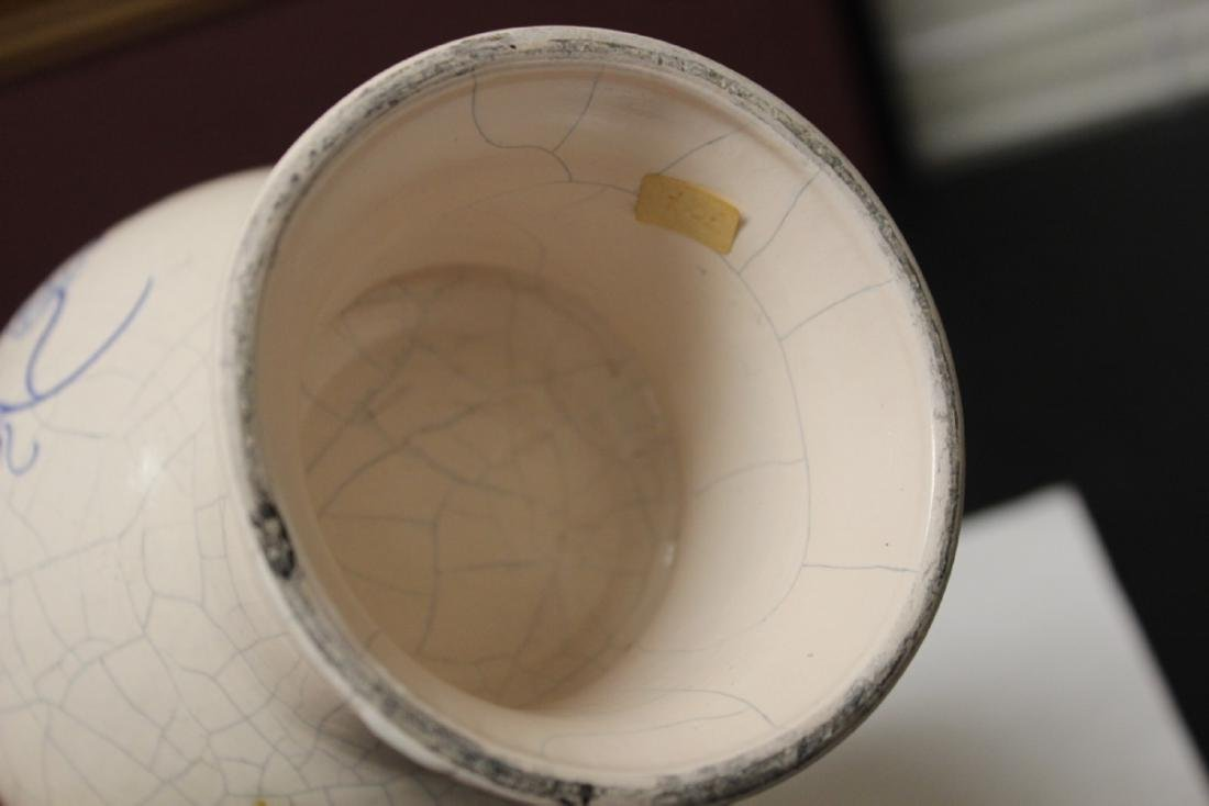 An Old Ceramic Ewer - 3