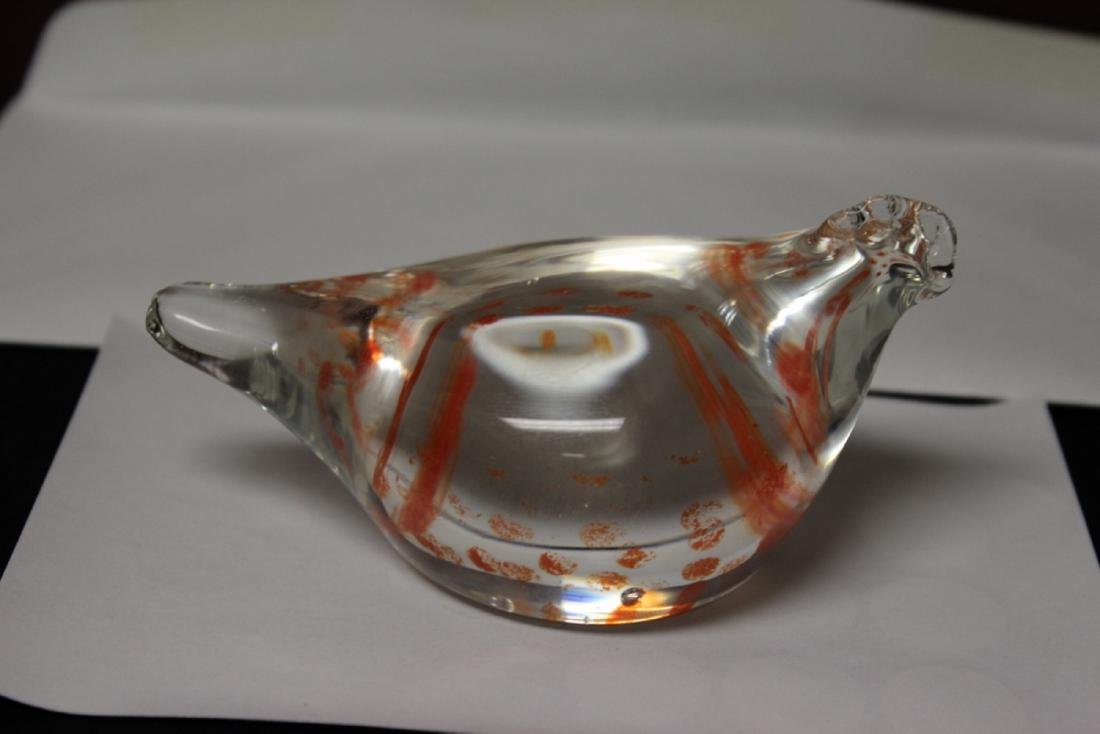 A Murano? Glass Turkey? Rooster?