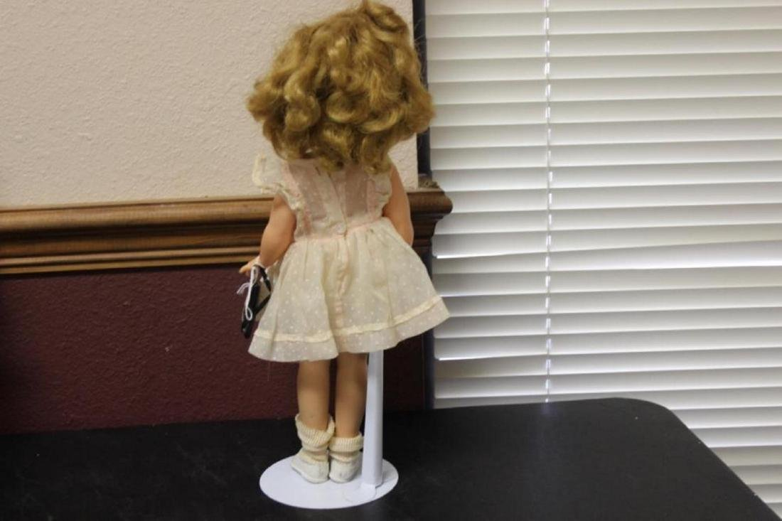 A Vintage Shirley Temple Doll - 10