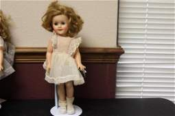 A Vintage Shirley Temple Doll
