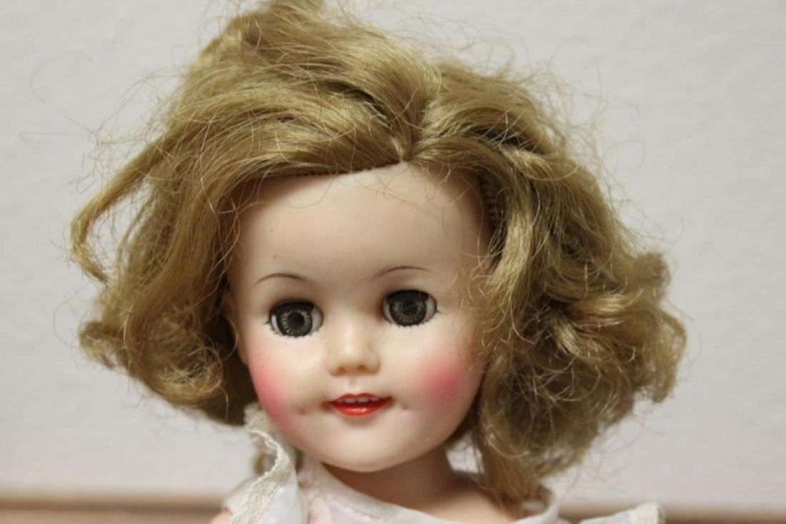 A Vintage Shirley Temple Doll - 2