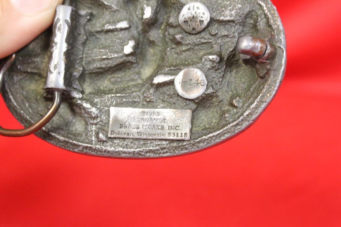 A Belt Buckle - 3