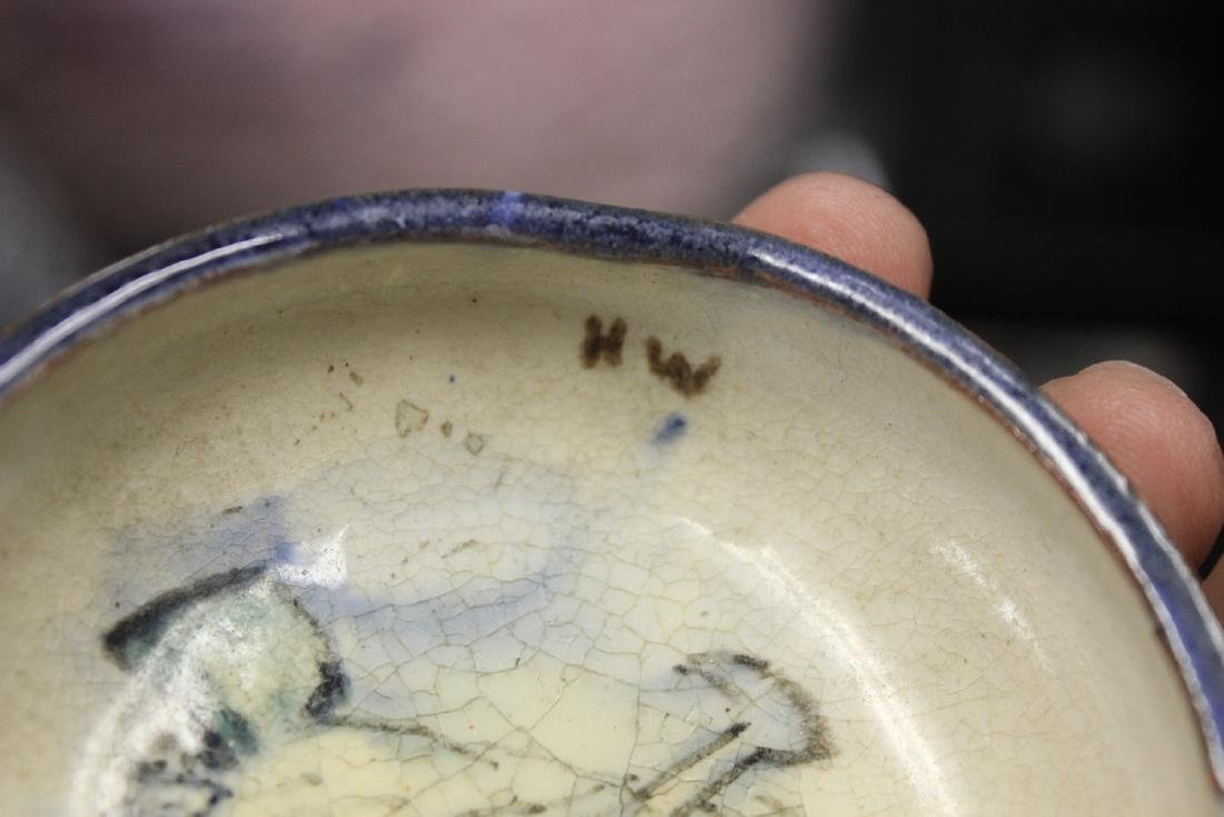 A Plymouth Pottery Small Dish - 2