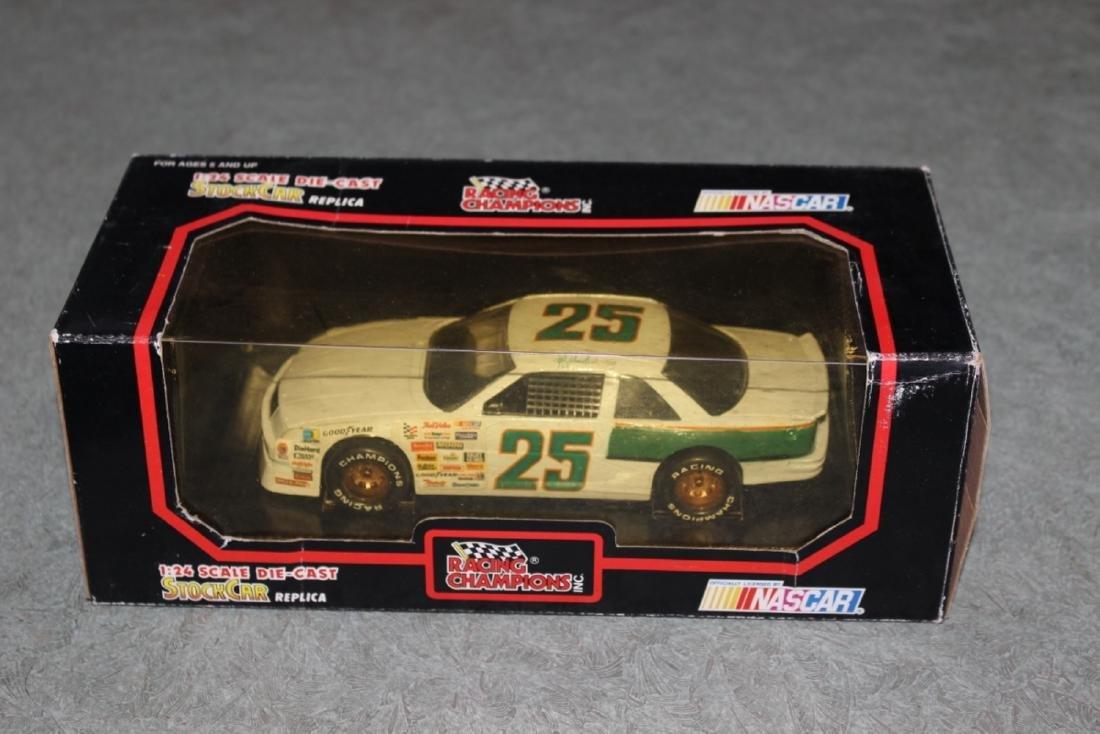 Die Cat Model Car - #25 Ken Schrader