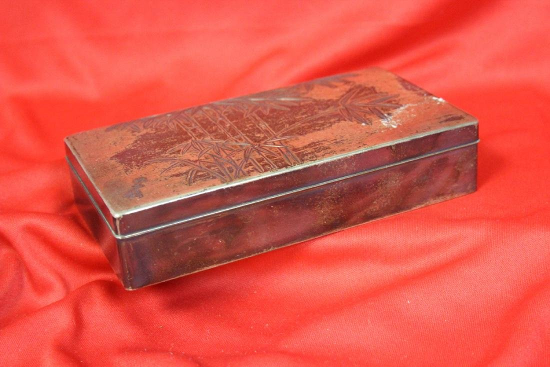 A Marked Sterling Box - 2